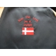 Apron - Kiss the Cook he is Danish - Navy