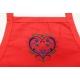 Apron - Folk Art Heart