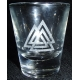 Shot Glass - Valknut