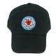 Baseball Hat - Lutheran Cross - Black