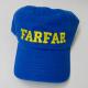 Baseball Hat - Farfar - Royal