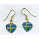 Sweden Earrings - Hooks