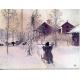 Carl Larsson Notecards