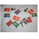 Flag Garland - Scandinavian