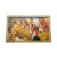 Poster - Tomtar Feeding Horses