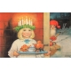 Placemat - Christmas Lucia