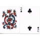 Rosemaling Deck of Playing Cards
