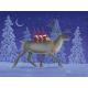 """Eva Christmas doormat 18"""" x 24"""""""