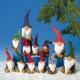 "Pinecone Gnomes 3"""