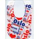 Baby Bib - Love Oslo
