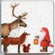 Coasters - Eva Melhuish Tomte with Animals
