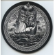 Coasters -  Odin & Viking Ship