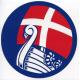 Decal -  Denmark Viking Ship