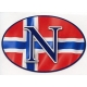 Decal - Norway