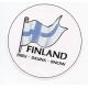 Magnet - Finland Sisu Sauna Snow