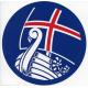 Pin - Icelandic Viking Ship