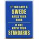 Magnet -  Swedish, Standards