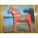 Mouse Pad - Dala Horse