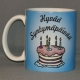 Coffee Mug -  (Birthday) Finnish