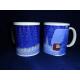 Coffee Mug - Lucia Procession by Eva Melhuish