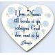 Swedish Table Prayer Heart