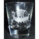 Shot Glass - Viking Ship