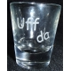 Shot Glass - Uff da