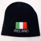 Ireland Knit Beanie Green
