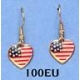 USA Earrings - Hooks