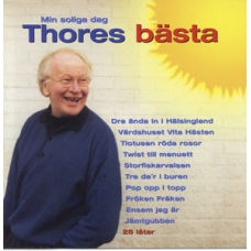 Thores Basta Music CD
