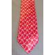 Necktie - Denmark Flags