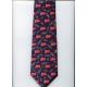 Necktie - Norwegian Flags & Paper clips