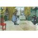Placemat - Carl Larsson