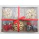 Straw & Yarn Ornaments