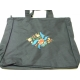 Pocket Tote bag - Rosemaling