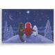 Eva Melhuish Advent Calendar Card