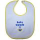 Baby Bib - Baby Swede