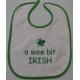 Baby Bib - A Wee Bit Irish