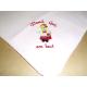 Fleece Baby Blanket - Danish Girls - Pink