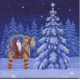 Eva Melhuish Tomte Christmas Cards