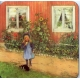 Coasters -  Carl Larsson Brita with Sandwich