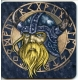 Coasters - Viking with Runes