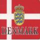 Coasters - Denmark Flag & Crest