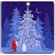 Coasters - Eva Melhuish Tomte Tree & Bunny