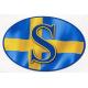 Decal - Sweden