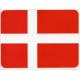 Decal - Denmark Flag