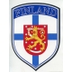 Decal -  Finland Crest Flag