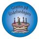 Pin -  Swedish Happy Birthday