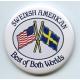 Pin - Swedish American