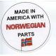 Magnet -  Norwegian Parts